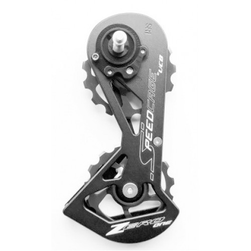 SPEEDCAGE® ZERO-1 for SRAM mechs APEX, RIVAL FORCE and Red mechanical shifting systems