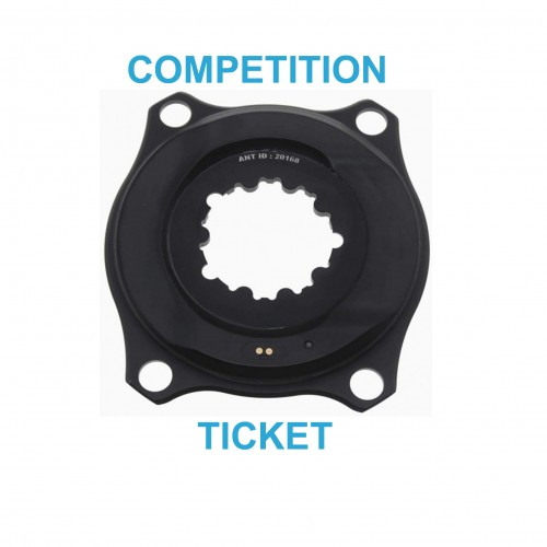 COMPETITION TICKET         SIGEYI  AXO Power Meter For SRAM (3H) 4 BOLT 110 BCD